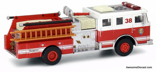 Code 3 1:64 Seagrave Pumper #38: City Of Houston, Texas Fire Department