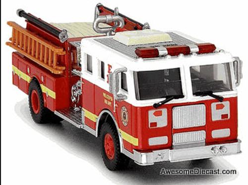 Code 3 1:64 Seagrave Pumper: Philadelphia Fire Department