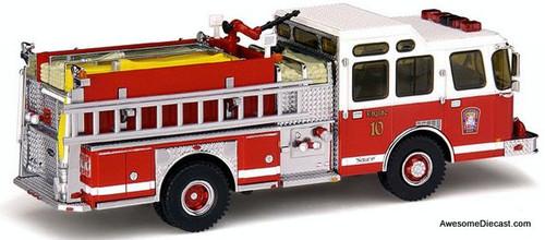 Code 3 1:64  E-One Cyclone II Pumper #10: Washington DC Fire Department