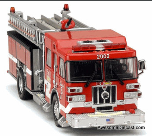Code 3 1:64 Sutphen Pumper: K*B Managers Special Fire Department