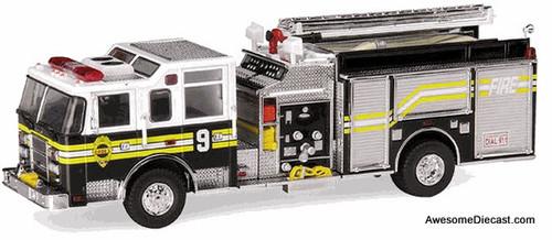 Code 3 1:64 Pierce Dash TM Pumper: Chief's Edition #9