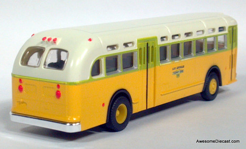 CMW 1:87 GMC TDH-3610 Transit Bus: National City Lines-Los Angeles