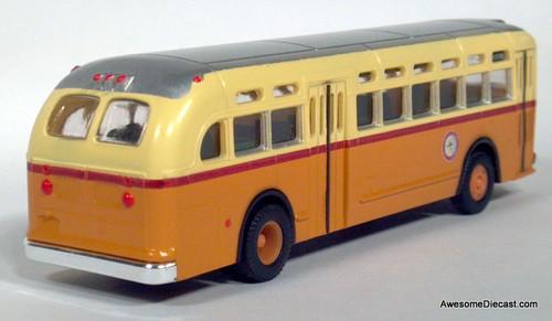 CMW 1:87 GMC TDH-3610 Transit Bus Boston MTA: Destination, South Stadium