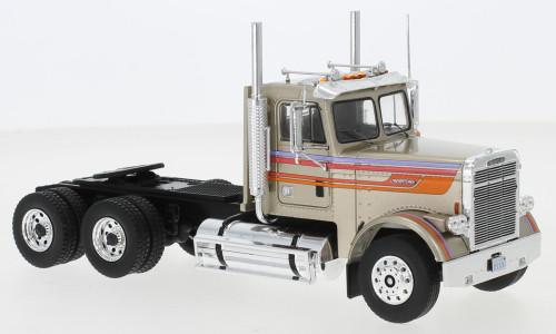 IXO 1:43 1977 Freightliner FLC 120 64 Tractor w/ Display Case