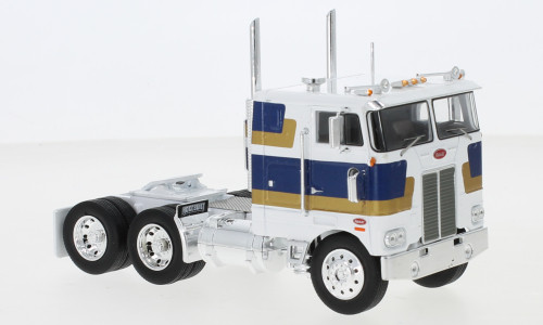 IXO 1:43 1977 Peterbilt 352 H COE Tractor w/ Display Case
