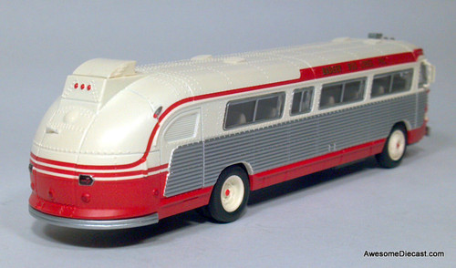 Athearn 1:87 Flixible Visicoach Badger Bus Lines: Madison, Wisconsin