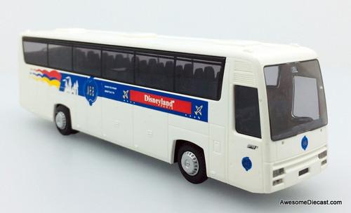 Only One!! Busch 1:87 Renault Reisebus FR1: Disneyland Paris Tour Coach