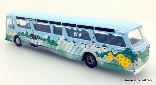 Busch 1:87 GM Fishbowl Bus Oakville Transit: Ontario, Canada