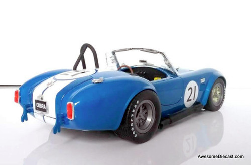 Shelby Collectibles 1:18 1965 Shelby Cobra 427 S/C #21