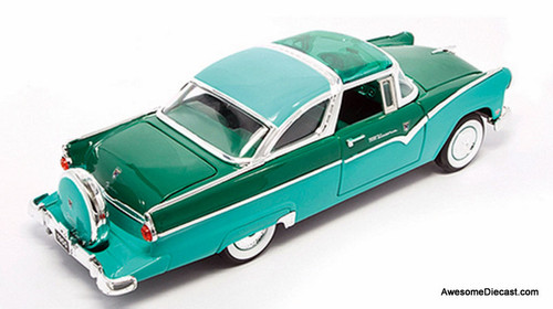 Road Signature 1:18 1955 Ford Crown Victoria, Green/Green