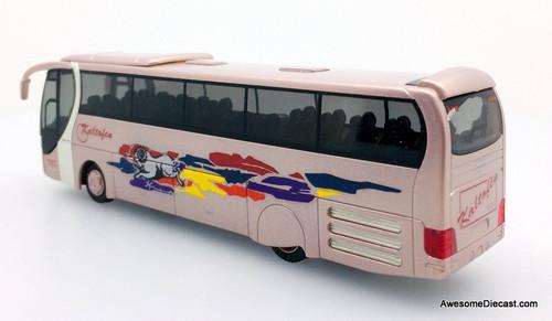Rietze 1:87 Man R02 Lions Star Tour Bus: Kaltofen Travel