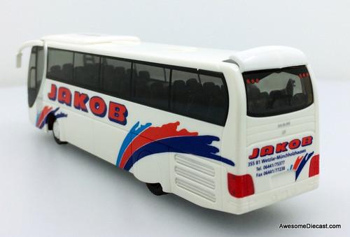 Rietze 1:87 Man R02 Lions Star Bus: Jakob Travel