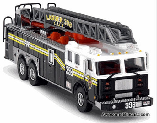 Code 3 1:64 Seagrave Rear Mount Ladder Truck: Chiefs Edition #3
