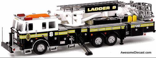 Code 3 1:64 Aerialscope Tower Ladder #8: Chiefs Edition