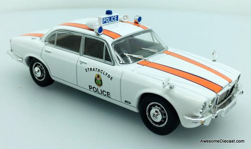 Corgi 1:43 1976 Jaguar XJ6 4.2 Series 2: Strathclyde Police Force