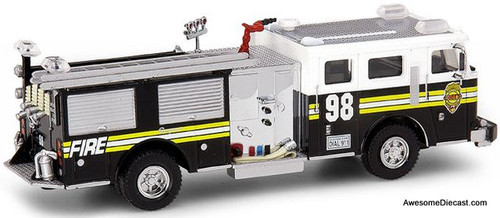 RARE!! Code 3 1:64 Seagrave Pumper #98: Chiefs Edition Number 1
