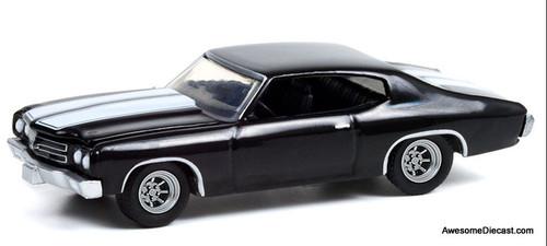 Greenlight 1:64 1970 Chevrolet Chevelle: Detroit Speed Moe's Chevelle