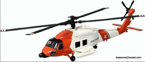 New Ray 1:60 HH-60J Jayhawk Helicopter: U.S. Coast Guard