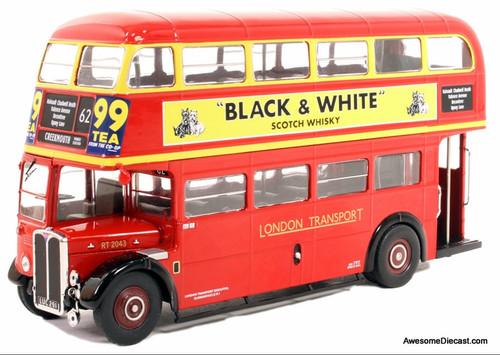 IXO 1:43 1939 AEC Regent 111 RT: London Transport