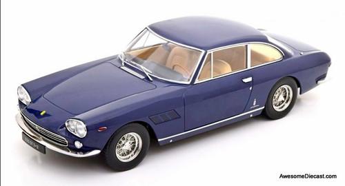 KK Scale 1:18 1964 Ferrari 330 GT 2+2, Dark Blue