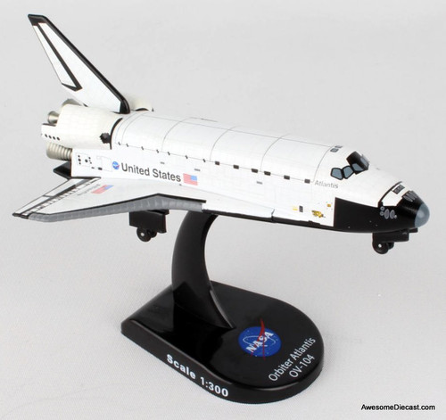 Postage Stamp 1:300 Space Shuttle Atlantis