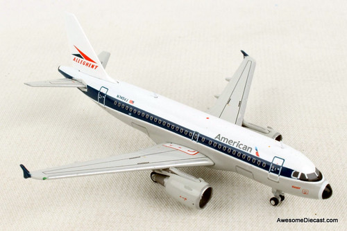 Gemini Jets 1:400 Airbus A319: American Airlines