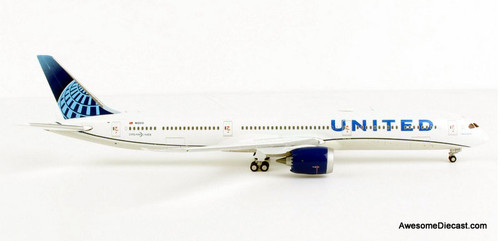 Gemini Jets 1:400 Boeing 787-10: United Airlines