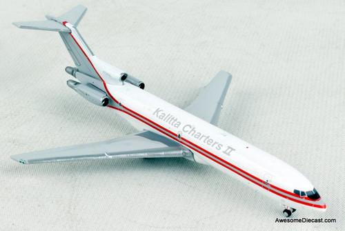 Gemini Jets 1:400 Boeing 727-200F: Kalitta Charters 11