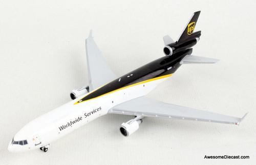 Gemini Jets 1:400 McDonnell Douglas MD-11F: UPS WorldWide Services