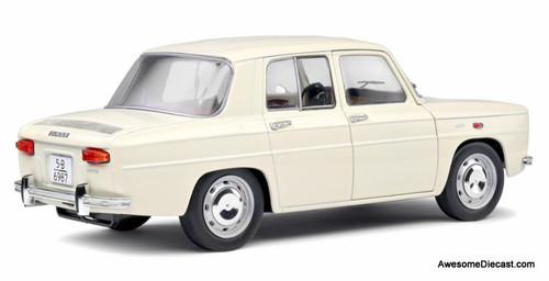 Solido 1:18 1968 Dacia 1100, White
