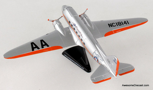 Postage Stamp 1:144 McDonnell Douglas DC-3: American Airlines, Flagship Tulsa