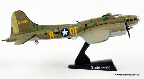 Postage Stamp 1:155 Boeing B-17F Flying Fortress: Memphis Belle