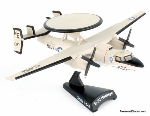 Postage Stamp 1:145 Northrop Grumman E-2C Hawkeye VAW-116 Sun Kings: United States Navy