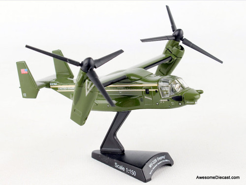 Postage Stamp 1:150 Bell Boeing MV-22B Osprey: Presidential Marine Helicopter Squadron One