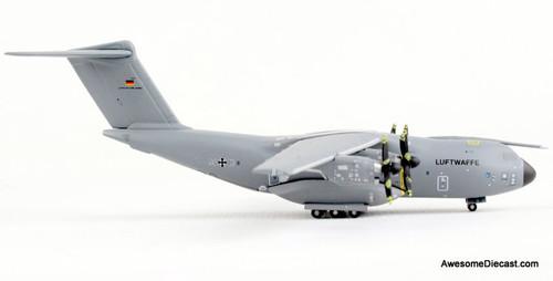 Gemini Macs 1:400 Airbus A400M: Luftwaffe, (German Air Force)