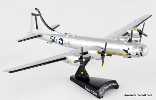 Postage Stamp 1:200 Boeing B-29 Super Fortress T Square 54: Museum Of flight