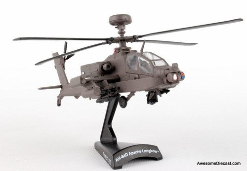 Postage Stamp 1:100 Boeing AH-64D Apache Longbow: United States Army