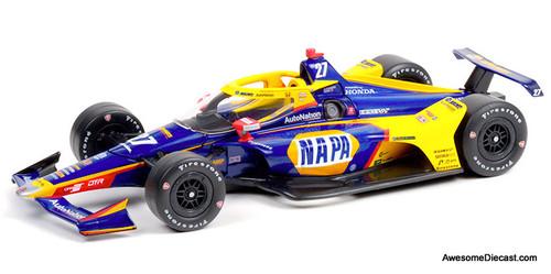 Greenlight 1:18 2021 NTT IndyCar #27: Alexander Rossi