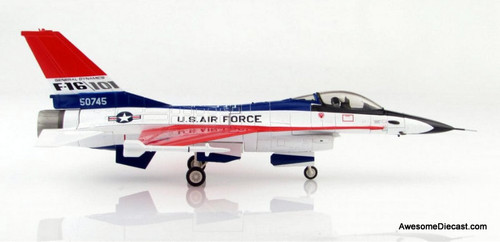 Hobby Master 1:72 Lockheed F-16 Fighting Falcon: United States Air Force (December 19th 1980)
