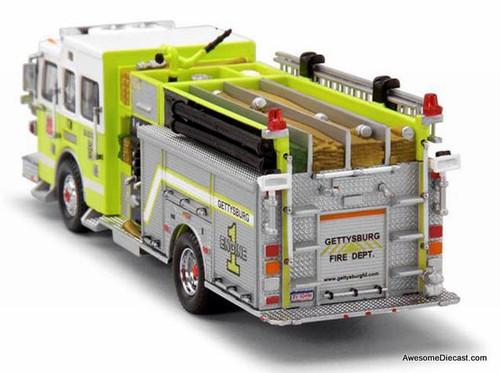 Code 3 1:64  Sutphen Pumper: Gettysburg, PA Fire Department