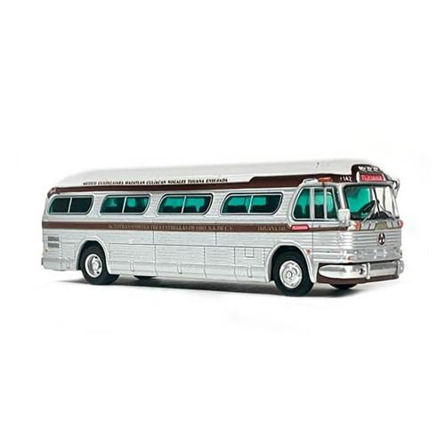 Iconic Replicas 1:87 GM PD4104 Motorcoach: Tres Estrellas D'Oro (Mexico)
