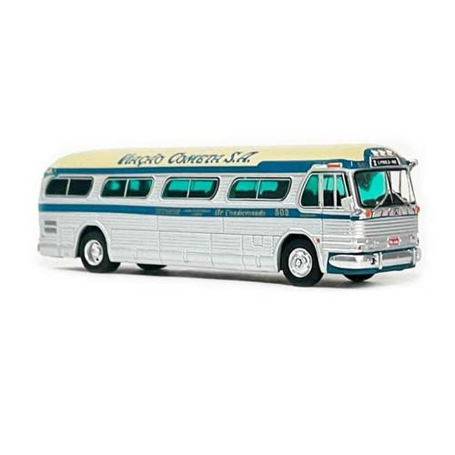 Iconic Replicas 1:87 GM PD4104 Motorcoach: La Cometa (Brazil)