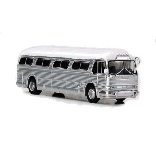 Iconic Replicas 1:87 GM PD4104 Motorcoach: Blank White