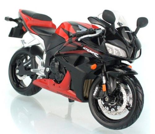 Maisto 1:12 Honda CBR600RR Motor Cycle, Red