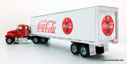 Motor City Classics 1:50 Kenworth T880 w/53' Van Trailer: Coca Cola