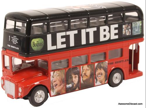 Corgi 1:76 AEC Routemaster London Bus: The Beatles, Let It Be