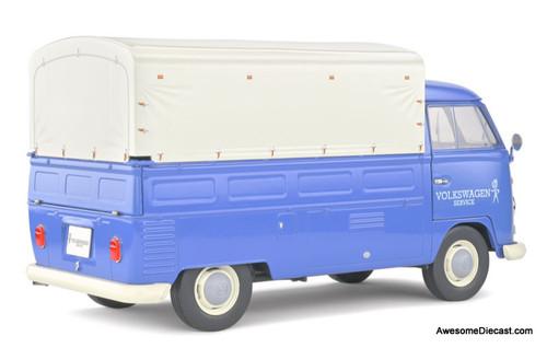 Solido 1:18 1950 Volkswagen T1 Pick-Up: Volkswagen Service