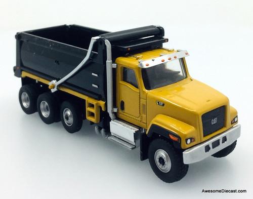 Diecast Masters 1:87 Caterpillar CT681 Dump Truck