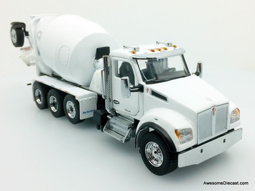 Diecast Masters 1:50 Kenworth T880 SBFA McNeilus Cement Mixer
