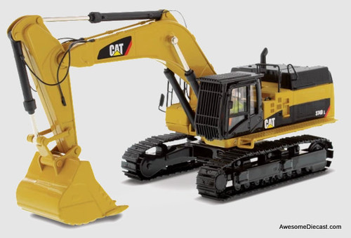 Diecast Masters 1:50 Caterpillar 374D L Hydraulic Excavator